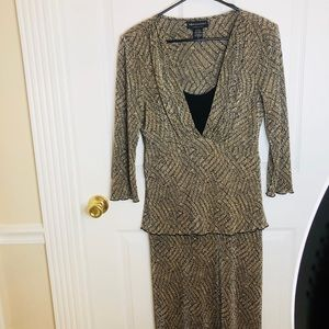 Dresses & Skirts - Connected apparel size 12 dress